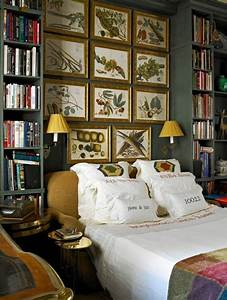 Eye, For, Design, Bedroom, Libraries, For, Book, Lovers