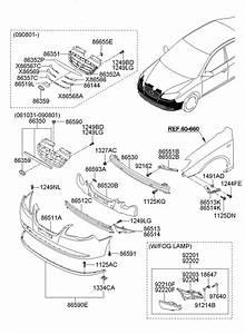 863512h500 - Hyundai Grille