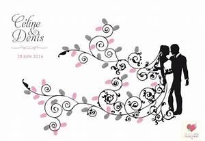 Arbre A Empreintes : l 39 arbre empreintes organisation de mariage et d ~ Farleysfitness.com Idées de Décoration