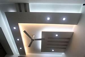 Top False Ceiling Lighting With Wooden Design Kolkata West