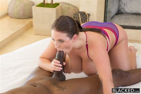 Angela White Gets Fucked Deep By A Big Black Cock 1 Of 2