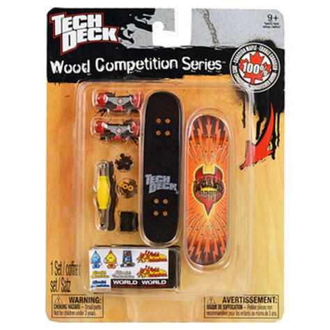 tech deck wood competition series world from kimmyshop com