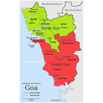 How South Goa Beaches Differ From Those In North
