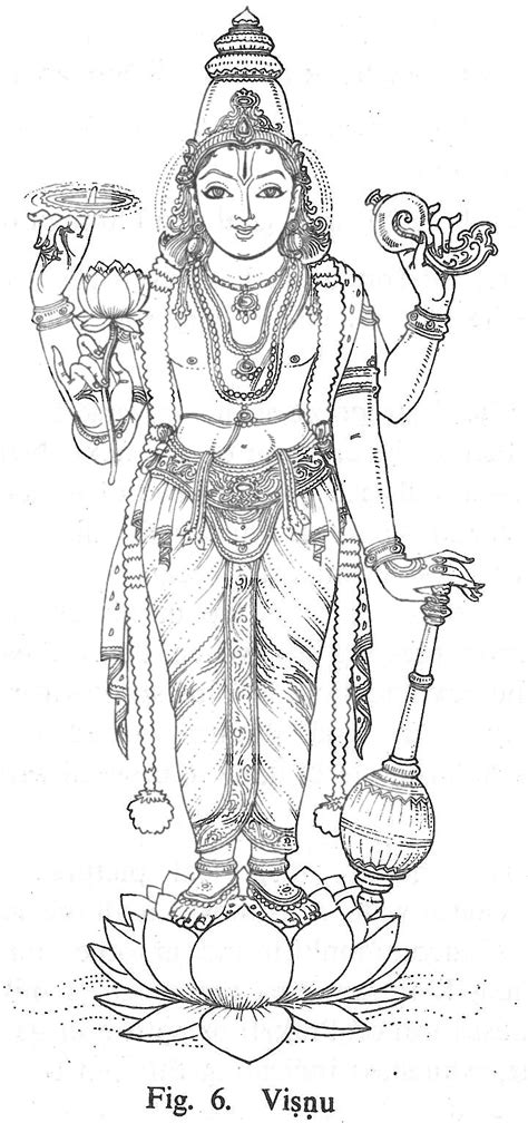 Pin by Debbie Redfern on Hindu Gods Coloring Book | Pinterest