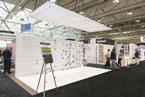 Interior Designers of Canada Booth at IIDEX 2016 – Sliver