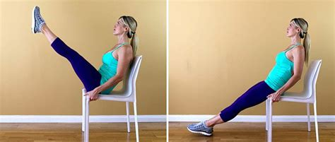 chair leg lifts 21 day hiit challenge torch build strength