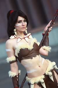 Nidalee Cosplay - We'll prey on the civilized by ...