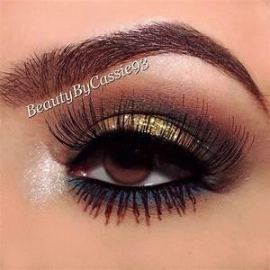 dramatic smokey eye makeup | ƸӜƷ Make-Up-Beauty ƸӜƷ ...