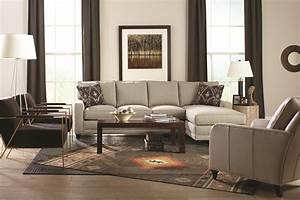 FURNITURE Exciting Sectional Sofa By Rachlin Furniture