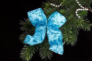 Schleifen Für Weihnachtsbaum : weihnachtsschleife christbaumschleife in t rkis christbaumkugeln christbaumschmuck und ~ Whattoseeinmadrid.com Haus und Dekorationen