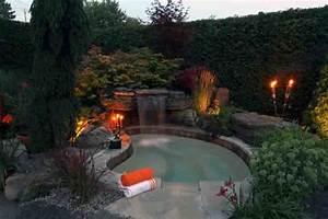maitre paysagiste plantation pave uni eclairage With photo amenagement paysager exterieur 5 eclairage allees et terrasses eclairage amenagement
