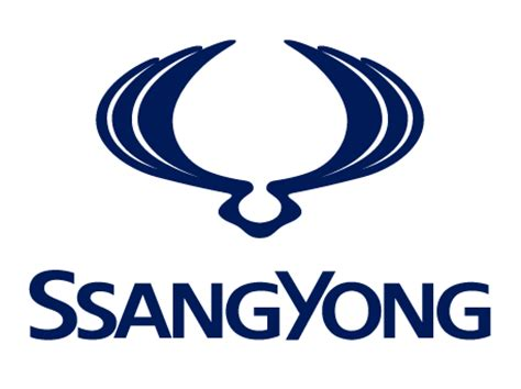 Ssangyong Logo by Ssangyong Motors In India