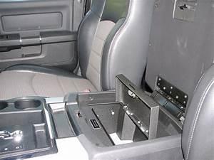 Dodge Ram 1500 Full Floor Console  2009