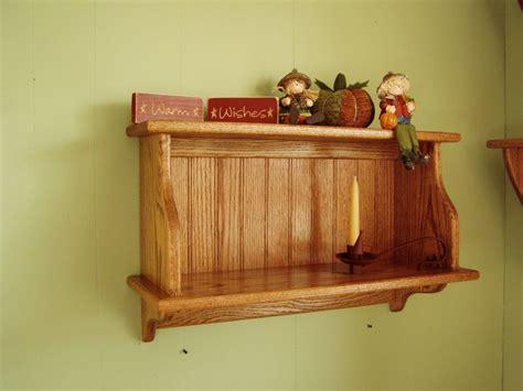 solid oak country cupboard kitchen wall shelf wall storage wood wall shelf wall storage