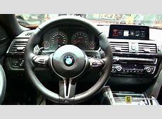 2018 BMW M4 at 2017 Geneva Motor Show