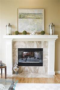 decorating fireplace mantels Tips on Decorating the Fireplace Mantel - Simplified Bee