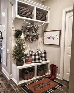 40, Cozy, And, Wonderful, Rustic, Farmhouse, Christmas, Decorating, Ideas