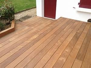 Terrasse En Ipe : terrasse en ipe anglet 64 paysabois bois terrasse landes ~ Premium-room.com Idées de Décoration