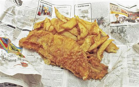Best Places For Fish & Chips Brighton