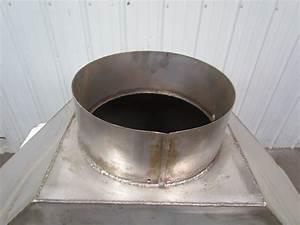 Custom Made 22 U0026quot X48 U0026quot  304 Stainless Steel Smoke  Acid Fume
