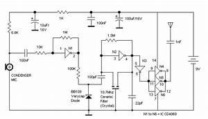 Fm Transmitter Circuit Diagram  U0026 Project Kits