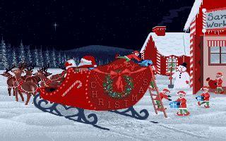 BAÚL DE NAVIDAD: Gifs animados Trineos de Santa Claus