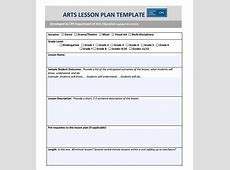 Sample Art Lesson Plans Template 7+ Free Documents in PDF