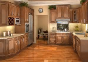 Maple Cabinets Colors by Shaker Style Kitchen Afreakatheart