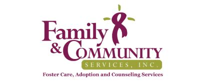 family community services foster care adoption
