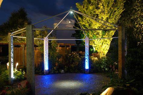 Garten Beleuchten  Galabau Mähler Gartenbeleuchtung