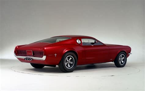 Ford Mustang Concept by Ford Mustang Mach 1 Concept 1966 Widescreen Car