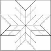 Quilt Coloring Pages Olivero