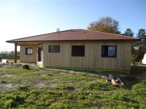maison bois pays basque infos maison ossature bois tarnos 40 p1060498 et surlvation