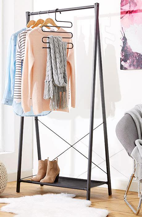 stylish garment rack storage ideas kmart