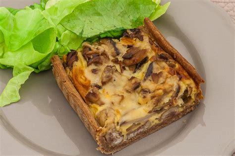 comment cuisiner les marrons tarte aux cèpes châtaignes et jambon kilometre 0 fr par