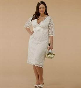 white lace dress with sleeves plus size 2016-2017 | B2B ...
