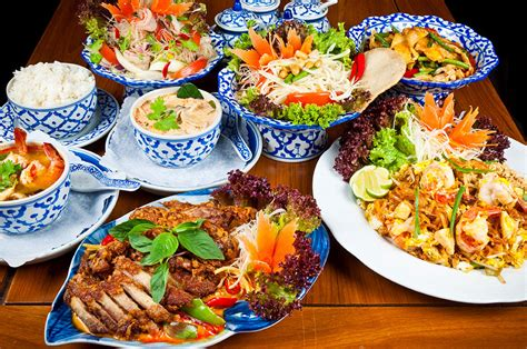 Speisen - Rüen Thong Thai Restaurant