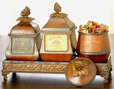 tuscan kitchen canisters sets 17 best images about canister sets on pinterest vintage kitchen old world and ceramic