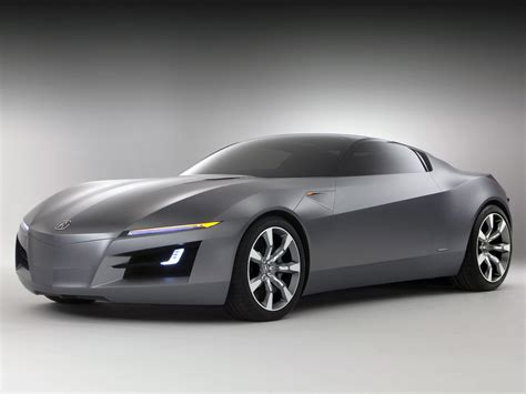 Acura Advanced Sports Car Concept 2007 Acura Advanced