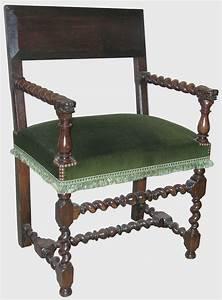 Chaise Louis Xiii : 17 best images about atc louis xiii mobilier on ~ Melissatoandfro.com Idées de Décoration