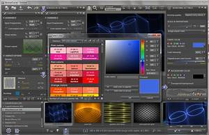 Abstractcurves - Graphic Design Software