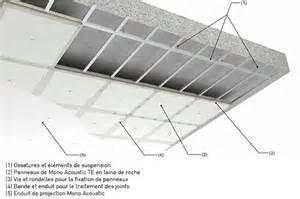 4919 rockfon france les plafonds suspendus et