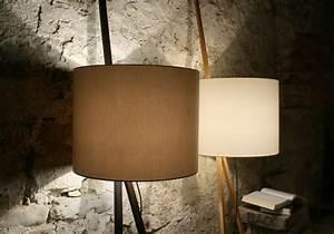 Stehlampe Zum Dimmen : luca lean detail des lampenschirmes ~ Markanthonyermac.com Haus und Dekorationen