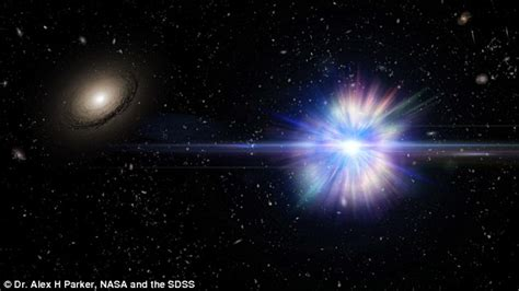 Are These The Loneliest Supernovae Ever Seen Daily Mail