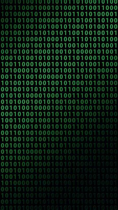 Binary Code Wallpapers Matrix Phone Falling 1080
