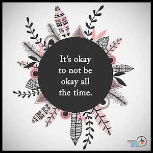 It39s Okay To Not Be Okay
