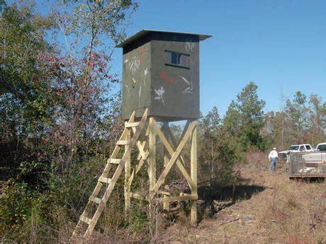 deer hunting shooting houses    pinterest