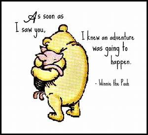 Winnie The Pooh Quotes About Friendship - Friendship Quotes