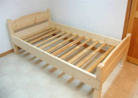 Twin Platform Bed Plans by Pdf Woodwork Twin Bed Plans Free Download Diy Plans The