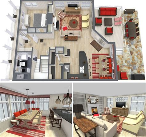 3d home interior design software four ways to better interior design installations